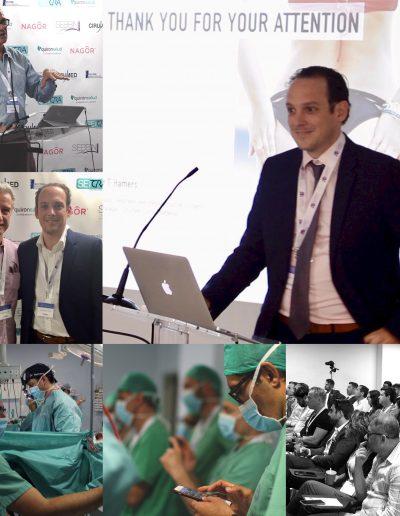 Live Surgery Malaga 2017